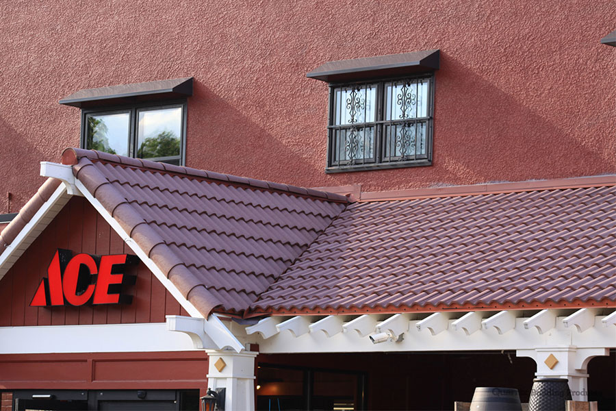Ace Hardware Double Roman Composite Tile