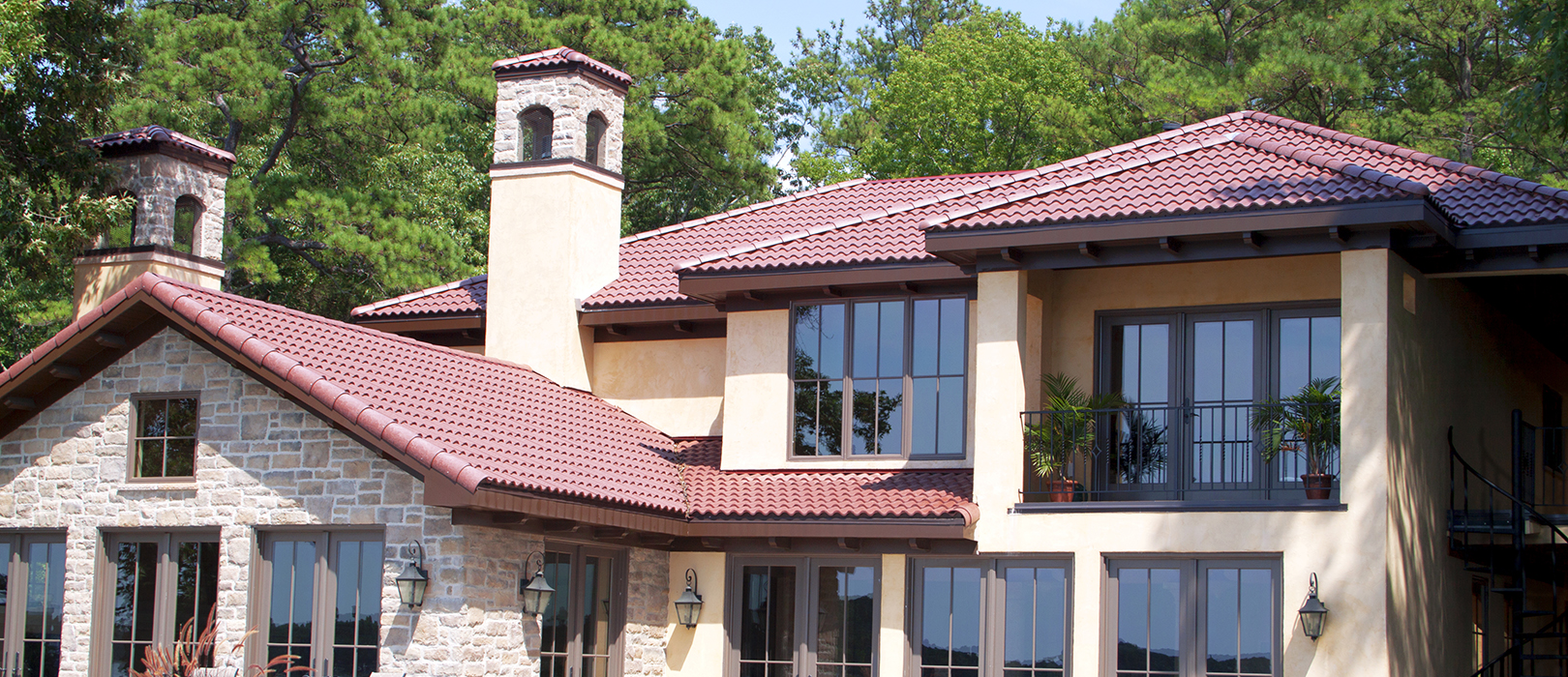 Composite Roof Tile Traditional And Authentic Quarrix